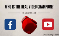 Facebook是直接上传视频好还是转载YouTube视频好?